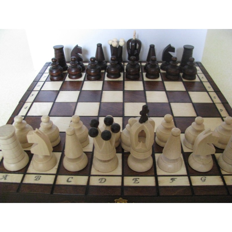 Echecs - Royal Mini Chess