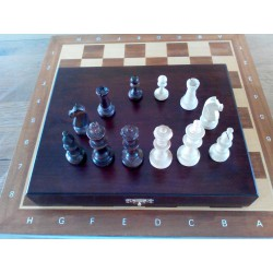Echecs - jeu complet taille 5 Luxe